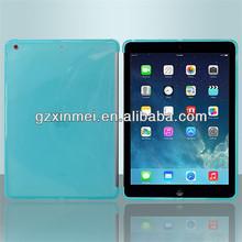 GuangZhou Wholesale TPU for ipad air ultra thin case