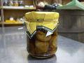 """Italiano de figo seco cozidos em limoncello fig jam"""" 100% frutas"""" 200 gr"""