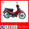 110cc cheap mini gas motorcycles for sale(WJ110-9)