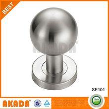 Modern Style Hand Shaped Door Knob,Stainless Steel Door Knob