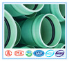 colorful pvc pipe for water thick wall pvc pipe