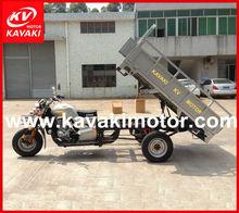 China fabricante oferta elétrica motorizada / scooter / barato de três rodas tandem scooters