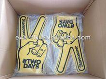 Number 1 number one foam finger