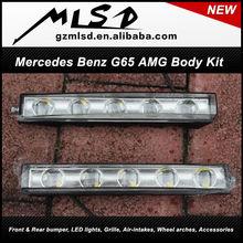 g class g63 g65 amg body kit for mercedes benz g63 g65/led lights