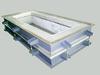 rectangular expansion joint
