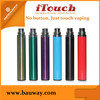 Bauway fashion design e cigarette product T101 itouch battery