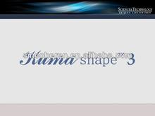 KUMA Shape V8 Velashape Syneron vela Beijing Sincoheren body slimming body shaping prices of ultrasound machine