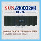 copper colored metal roof steel tile