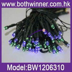 AB151 led round ball christmas lights (white ball string