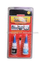 rapid fix instant super glue Powder Adhesive white