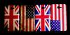 For samsung galaxy note i9220 uk/usa flag design cellphone hard cases,USA flag