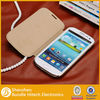 New product china supplier cellphone PU leather case for samsung s3 9300