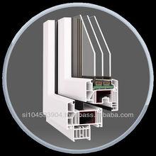High quality PVC windows