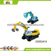 Kids ride on truck crane toy