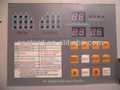 venta caliente led de señal de tráfico controlador de luces de energía solar sistema