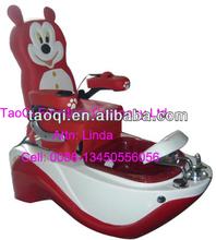 kids pedicure foot spa massage chair LSP-3-LINDA