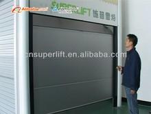 Commercial smart sectional garage door / Automatic sectional door