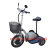B&Y 350W-36V, or 500W-48V electric moped with pedals