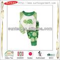 china fabricante de algodón para niños pijama venta al por mayor