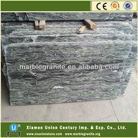 Polished Ocean Green Granite Slab