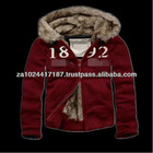 New Arrivals Men's Classic Fur Hoodie Clothing