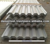 OMAN ALUMINIUM PROFILE SHEETS FOR ROOF/WALL _ DANA STEEL