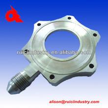 Aluminum cnc machining lawn mower parts wholesale