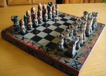 ajedrez inca