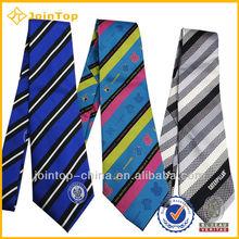 2014 latest fashion korea silk tie