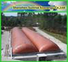 biogas treatment system plant