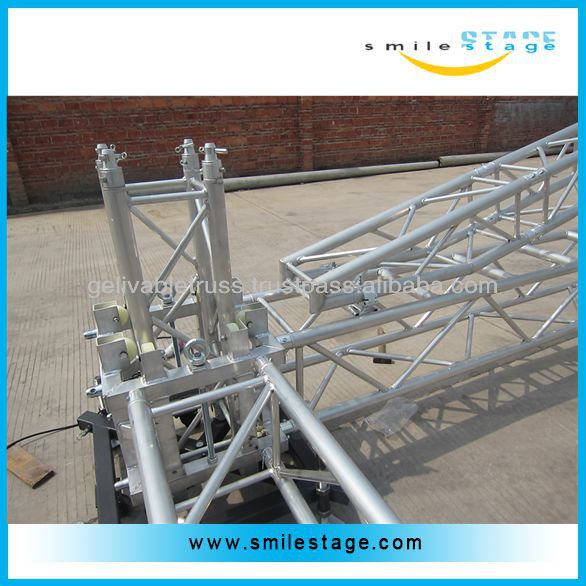 Portable timber roof trusses with tuv certification for Roof trusses for sale