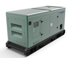 2014 new diesel generator canopy powered by Cummins 6BT5.9-G2