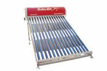 SolarBK Vaccum Tube Solar Water Heater VT-A-150, VT-A-200, VT-A-300