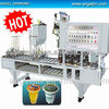 Juice cup sealing equipment/machine/plant