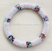 Shanga beads bracelet