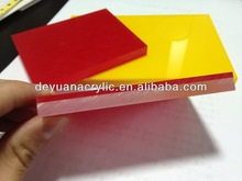 Composite cast acrylic sheet/Acrylic Board for kitchen and cabinet/two layer cast acrylic sheet