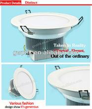 Modern Practical 6 inch/8 inch high luminous LED Downlight/LED ceiling light