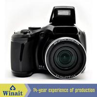 "New Professional Digital Camera 16mp CCD sensor DSLR Camera 26X Optical Zoom 3"" Display"