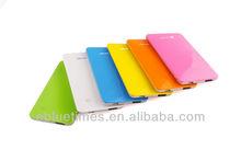 mini mobile 5000mah portable Slim power bank 5000 mah for htc