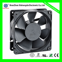 12038mm 12v 24v dc high rated speed ventilating fan cooling