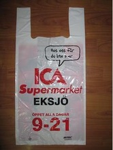T-shirt handle bags