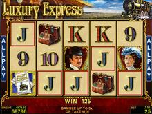 free slots luxury express