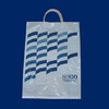 high-quality plastic handle bag with OEM service