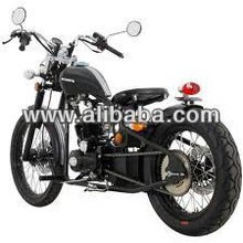 250cc Custom Bobber Motorcycles Street Legal Bike