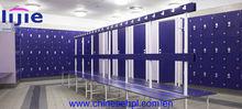 LIJIE phenolic compact locker/removable locker