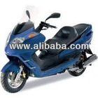 300cc Gas Motor Moped Touring Scooters Deluxe Moped