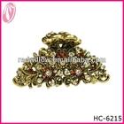 Asian wholesale hair accessories small hair claw