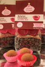 Belgian Chocolate Truffle Kit
