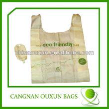 2014 Europe market bag folding design