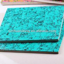 Natural turquoise semi-precious gemstone